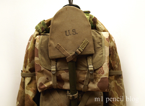 USMC Tarawa Gear | M1 Pencil