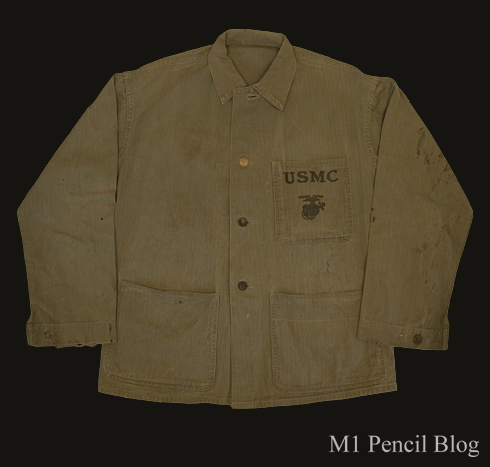 P41 Utility Jackets I: 4th Marine Division | M1 Pencil